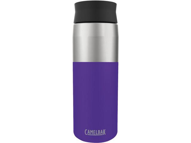CamelBak Hot Cap Vacuum Insulated Stainless Bottle 600ml iris